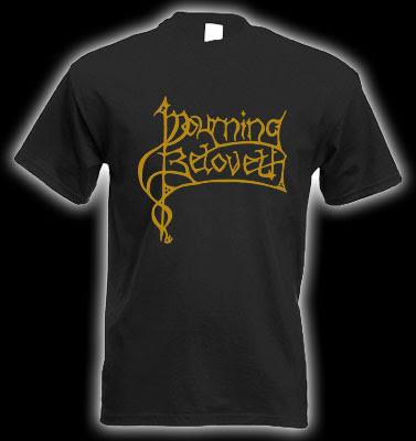 Mourning Beloveth Logo Gold